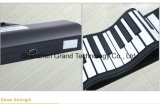 Rollo flexible Piano / 88 teclas Mano Roll up Piano (GMD-88S)