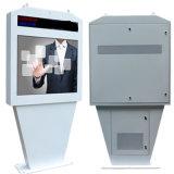 quiosque 32inch IP55 interativo ao ar livre