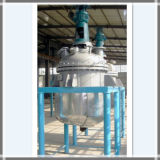 El tanque líquido vestido del mezclador del acero inoxidable con la calefacción/la chaqueta de enfriamiento