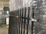 la polvere nera della macchia di 2400mm x di 2100mm ha unito i comitati tubolari della rete fissa della guarnigione di obbligazione del germoglio