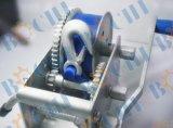 Endlosschrauben-Gang-Handmanueller Handkurbel-LKW für das Ladung-Anheben