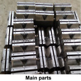 Tirante do eletroímã MW3 para o aço Waste