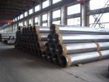 Tubo de acero inconsútil de SA210c, tubo de acero
