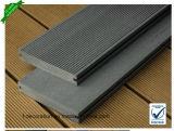Panneaux composés de Decking de faisceau solide de WPC