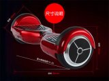 Bluetooth LEDの6.5inch電気計量器Hoverboard