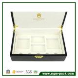 Vente en gros de haute qualité en bois imperméable parfum boîte cadeau