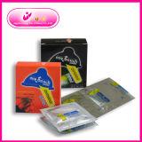 Оптовые продажи презерватива латекса естественного латекса резиновый