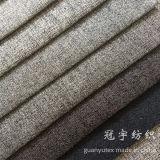 Linnen-blikken de Decoratieve Stof van het Huis met Polyester en Nylon