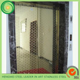 Wall Decortionのための価格List Showed Mirror Etched Stainless Steel Sheet