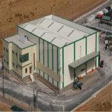 Edificio pre dirigido del metal de la estructura de acero de surtidores profesionales
