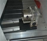 Machine de gravure de découpage de publicité de commande numérique par ordinateur de machine d'Acut 6090 bon marché