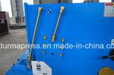 Автомат для резки 2017 Estun E21s QC12y 6X4000 гидровлический алюминиевый