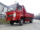 Moutain 지역 작은 소형 쓰레기꾼 트럭을%s off-Road 4X4