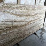Qualitäts-Polierchina-silberner Drache-Marmor