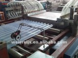 Линия PVC Transparent Roofing Tile для Greenhouse Canopy
