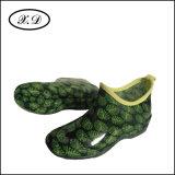 Ботинки сада PVC способа для женщины (BX-015-1)