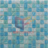 Uso azul marino del azulejo de mosaico para la piscina (CSJ156)