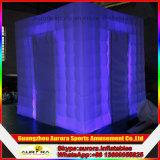 Aufblasbarer Foto-Stand des Guangzhou-Hersteller-LED, Foto-Stand-Zelt, beweglicher Foto-Stand für Verkauf