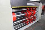 Автоматическое Corrugated печатание коробки коробки делая машину