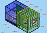Water-Cooled Programmable горячее холодное испытательное оборудование низкого давления