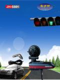 Detector de radar con GPS Tracker y función DVR coche