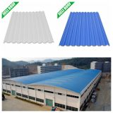 Fácil instalar la hoja trapezoidal del material para techos del estilo