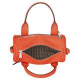 숙녀를 위한 새로운 최신유행 오렌지 PU 핸드백