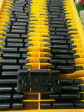 De gouden Apparatuur van de Machine van de Deklaag van de Sleutels PVD van de Scharnier van het Slot van het Handvat van de Deur van het Meubilair