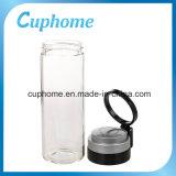 cristalería del agua de 33oz 1L para el té y el café de consumición