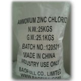 La alta calidad electrochapa el cloruro del cinc del grado el 96%