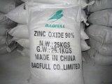 Óxido de zinco para o uso de vidro