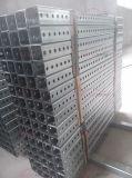 중국 공장 공급 최고 가격을%s 가진 관통되는 강철 정연한 Tracffic 표시 포스트