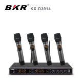 Micrófono de la radio del Mult-Canal Kx-D3914