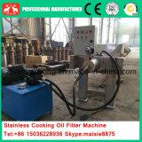De roestvrije Hydraulische Machine van de Pers van de Filter van de Olie van de Kokosnoot van de Plaat en van het Frame