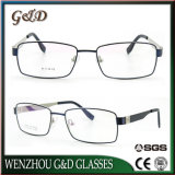 Lente inoxidable Eyewear La378 del marco óptico del espectáculo de la manera de la alta calidad