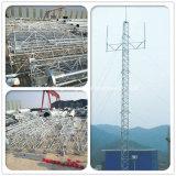 Башня WiFi антенны Поляк радиосвязи горячего DIP гальванизированная