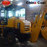 Cargadores de la rueda de la retroexcavadora del carbón Wz25-12 de China