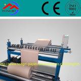 Machine de fente pneumatique spéciale de mandrin pour la rotation
