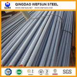 Barra de acero deformida del acero de carbón de BS4449 Q195/Q235/Q345