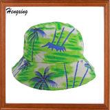 Шлем ведра картины Гавайских островов хлопка способа