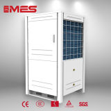 Aire a agua Bomba de calor Calentador de agua 50kw (refrigeración para la opción)