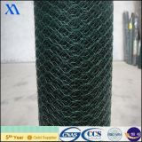 maglia esagonale rivestita del PVC 16gauge