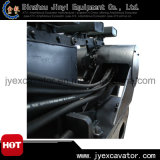 Excavatrice hydraulique avec le ponton Jyae-236 de train d'atterrissage