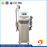 Corps de laser de la cavitation rf de Cryolipolysis de vide de 3 traitements amincissant la machine
