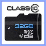 32GB Camera Memory Micro Sd Card, Class 10 Speed TF Card
