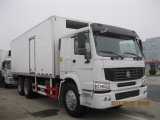 Camion del dispositivo di raffreddamento del camion del frigorifero di Sinotruk HOWO