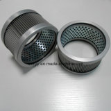 Viele Typen industrielle Edelstahl-Ineinander greifen-Filter
