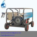 高圧ポンプ水発破機械500barが付いている高圧洗剤