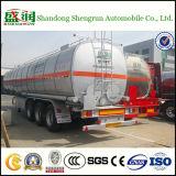 De Tanker van de Brandstof van China Shengrunaluminium met de Oppervlakte van de Spiegel