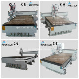 Ranurador caliente tallado del CNC de la carpintería de la venta del CNC de la cortadora (1325-2)
